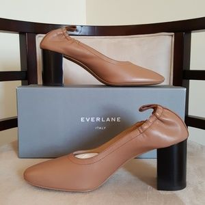 Everlane Day Heel New with box